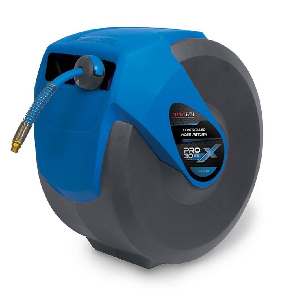 58.3023 PRO-X Helix Ultra-Coil Hose Reel 30mtr(1000px)