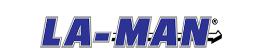 LA-MAN logo